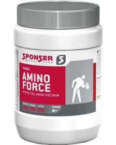 Sponser Amino Force Pulver - 250g
