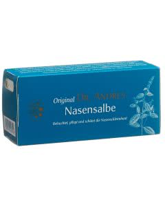 Dr. Andres Nasensalbe - Duo-Pack 2x20g
