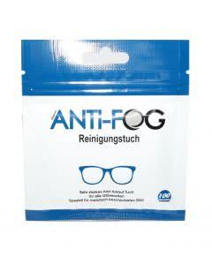 Anti-Fog Anti-Anlauf- & Reinigungstuch 100x verwendbar - 1 Stk.