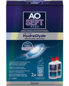 AO Sept PLUS mit HydraGlyde - 2 x 360ml