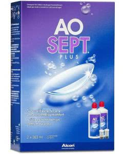 AO Sept PLUS - 2 x 360 ml