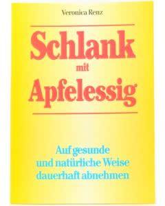 Golden Sider - SET: Buch und Apfelessig Kapseln - 100 Stk.