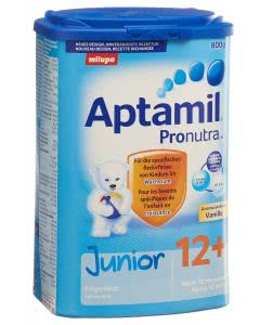 Milupa Aptamil Junior 12+ Vanille - 800g