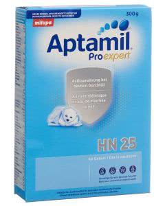 Milupa Aptamil ProExpert HN 25 - Aufbaunahrung bei Durchfall - 300g
