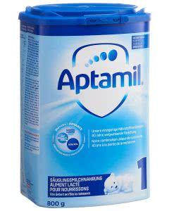 Milupa Aptamil 1 EaZypack - Säuglingsnahrung ab Geburt - 800g