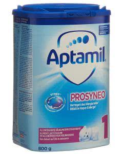 Milupa Aptamil ProSyneo 1 ab Geburt - 800g