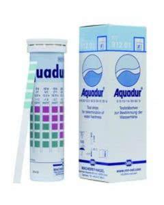 Aquadur Labulit Wasserhärte-Teststäbchen 0°d-25°d - 100 Stk.
