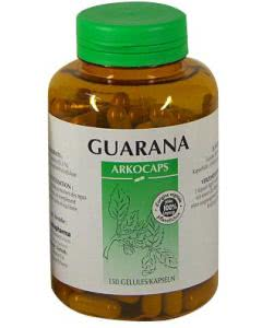 Arko Guarana 445mg - 150 Kaps.