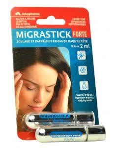 Arkopharma Migrastick forte bei Kopfschmerzen - 2ml Roll-On