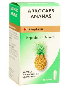 Arkocaps Ananas VG - 150 Kaps.