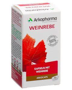 Arkocaps Weinrebe - 45 Kaps.