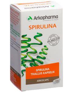 Arkocaps Spirulina - 150 Kaps.