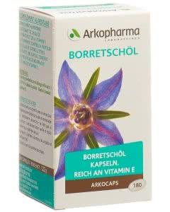 Arkocaps Borretschöl - 60 Kaps.