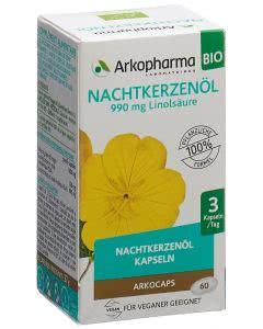 Arkocaps Nachtkerzenöl - 60 Stk.
