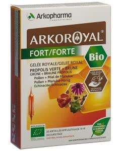 Akroroyal Gelée Forte - 20 x 10ml