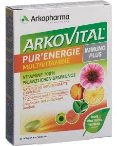 Arkovital Pur'Energie Immunoplus Tabletten - 30 Stk.