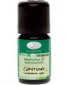Aromalife Zimtrinde Bio Ätherisches Öl - 5 ml