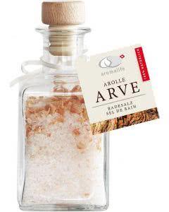 Aromalife Arve Badesalz - 200g