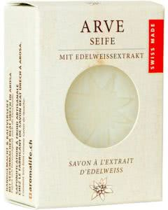 Aromalife Arve Seife mit Edelweissextrakt - 90g