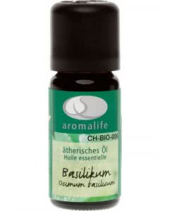 Aromalife Basilikum Ätherisches Öl - 10 ml