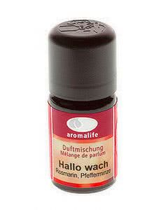 Aromalife Duftmischung Hallowach - 10ml