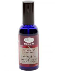 Aromalife Kissenspray Eucalyptus/Thymian - 100ml