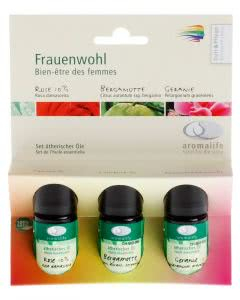 Aromalife Top Set Frauenwohl - 3 x 5ml