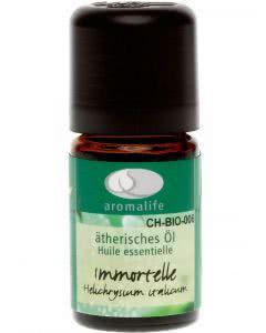 Aromalife Immortelle Bio Ätherisches Öl - 2ml