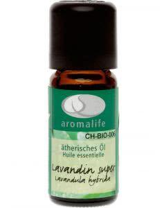 Aromalife Lavandin super Bio Ätherisches Öl - 10 ml