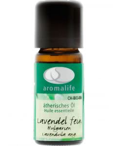 Aromalife Lavendel fein Bulgarien Bio Ätherisches Öl - 20 ml