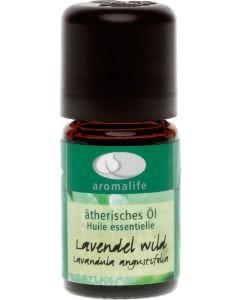 Aromalife Lavendel Wildwuchs ätherisches Öl - 5ml