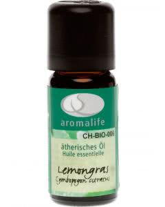 Aromalife Lemongras Bio Ätherisches Öl - 10 ml