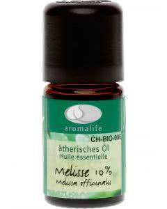 Aromalife Melisse 10 % Ätherisches Öl - 5ml