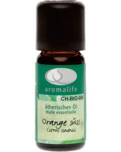 Aromalife Orange süss Ätherisches Öl - 10 ml