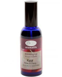 Aromalife Kissenspray Rose/Ylang - 100ml