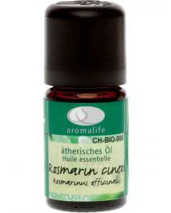 Aromalife Rosmarin Cineol Bio Ätherisches Öl - 5 ml