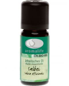 Aromalife Salbei Bio Ätherisches Öl - 10 ml