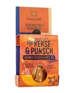 Sonnentor Gewürzöl für Kekse & Punsch - 4.5 ml
