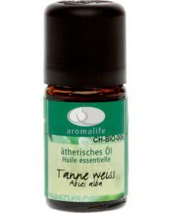 Aromalife Tanne weiss Bio Ätherisches Öl - 5 ml