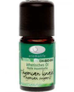 Aromalife Thymian Linalool Bio Ätherisches Öl - 5 ml