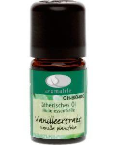 Aromalife Vanille Bio Ätherisches Öl - 5 ml
