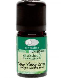 Aromalife Ylang Ylang extra Bio Ätherisches Öl - 5 ml