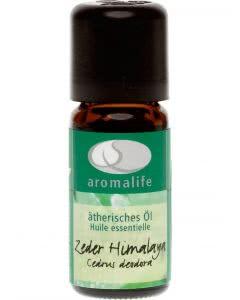 Aromalife Zeder Himalaya ätherisches Öl - 10 ml