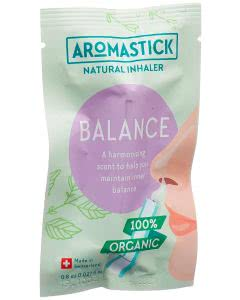 Aromastick Riechstift Balance 100 % Bio - 1 Stk.