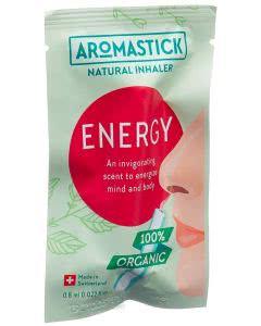 Aromastick Riechstift Energy 100 % Bio - 1 Stk.