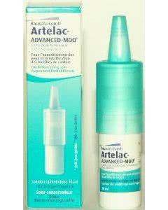 Artelac Bausch & Lomb Advanced mono - 10ml