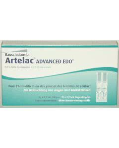 Artelac Bausch & Lomb Advanced EDO - 30 Portionen