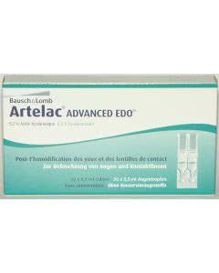 Artelac Bausch & Lomb Advanced EDO - 30 Portionen