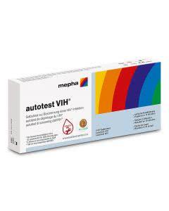 Portofrei: Mepha Autotest HIV Selbst-Test - 1 Stk.