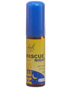 Bach Rescue NIGHT - Nacht